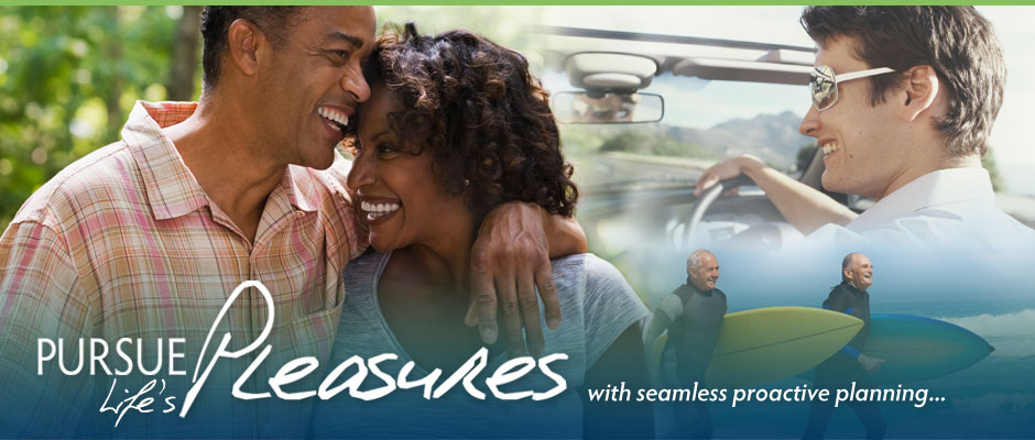 Pursue Life's Pleasures